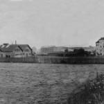 ELKA – početak na periferiji grada / ELKA – beginnings at outskirts of town